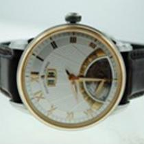1500 New Maurice Lacroix Masterpiece Jours Retrograde 18k Watch Mp6358 Photo