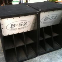 "1 pair of 18"" B-52 Sub Speakers Photo"