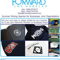1 Screen Printing Promotion Sale Photo