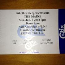 1 The Maine/Lydia Ticket Photo