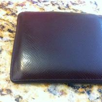 100% Real men&amp039s Louis Vuitton Wallet Photo