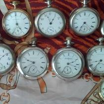 11 Antique Pocket Watches Photo