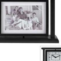 #12499 Revolving Photo Clock Photo