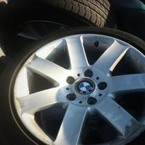17 inch Bmw tires and wheel Photo