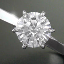 1.83ct Round Diamond Engagement Ring  Photo