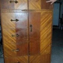 1920's Wardrobe / Armoir Photo