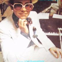 1976 ELTON JOHN BOOK 100 photos Photo