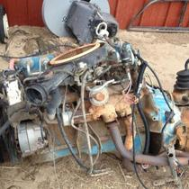 1979 Chevy engine/trans  Photo