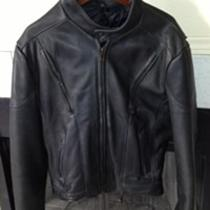 200 Xl Leather Jacket (Motorcycle Jacket) Photo