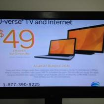 "42"" Plasma HDTV 1080i Photo"