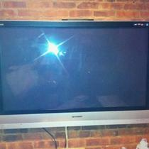 "52"" Panasonic hdtv viera Photo"