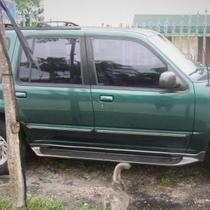 99 Green Ford Explorer Photo