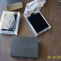 Acrylic Boxes for Jewelry Photo