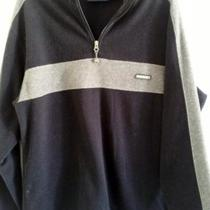 Aeropostale Navy Fleece Photo