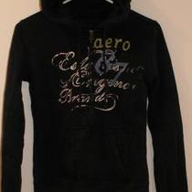 Aeropostale Zip Up Pullover Sweatshirt Photo