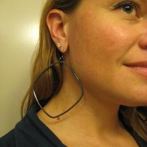 All Square Earrings Photo