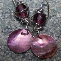 Amethyst Earrings Photo