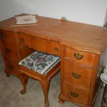 Antique Bedroom Set Photo