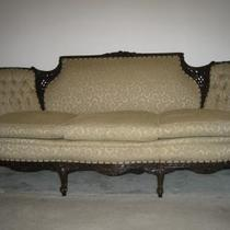 Antique Couch Photo