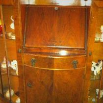 Antique curio desk Photo
