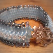 Aqua Cuff Bracelet Photo