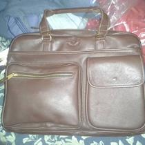 Aston Leather Briefcase Photo