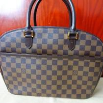 Authentic Louis Vuitton Damier Sarria Horizontal  Photo
