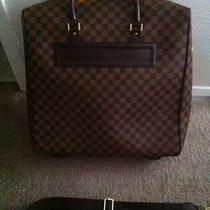 Authentic Louis Vuitton Nolita Bag Photo