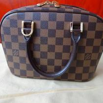 Authentic Louis Vuitton Sarria Mini Damier Photo
