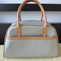 Authentic Louis Vuitton Vernis Tompkin Square Photo
