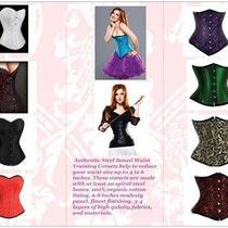 Authentic Steel Boned Corsets Photo