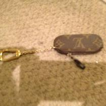 Authentic Vintage Louis Vuitton Key Chain Photo