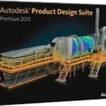 Autodesk Product Design Suite Premium 2013 Photo