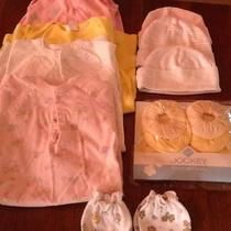 Baby girl 0-3 months clothing lot Photo