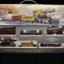 Bachmann Silverton Flyer Train Set - Brand New In Box Photo