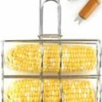 Barbeque Corn Grill Photo