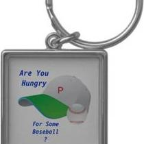 Baseball Keychains and Other Types of Keychains Photo