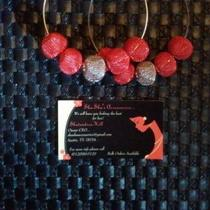 Basket Ball Wives Earrings  Photo