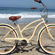 Beach Bike Photo