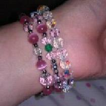 Beaded &ampamp Multicolor Bracelets Made Right Here in the Usa Delaware Photo