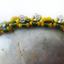 Beaded Tennis Bracelet Photo