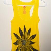 """Black golden Flower""  tank top   Photo"