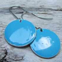 Blue Summer Sky Earrings Photo