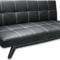 "BRAND NEW 71""Wx34""Dx30.75""H BLACK FUTON Photo"