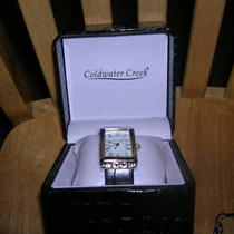 Brand New Coldwater Creek Ladies Watch  Photo