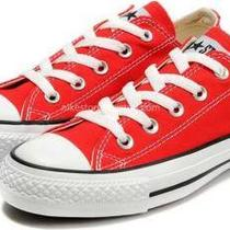 Brand New in Box Red Converse women&amp039s Shoes Photo
