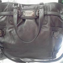 Brand New Michael Kors Dark Metallic Messenger/ Hand Bag for Sale Photo