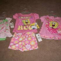 Brand New Short Sets Still Have tags.infants Size12 Mo 7 Sets Photo