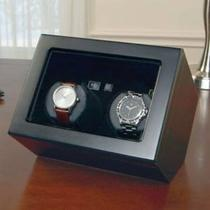 Brookstone Dual Watch Winder Nib Photo