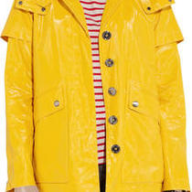 Burberry Brit Yellow Jacket Photo